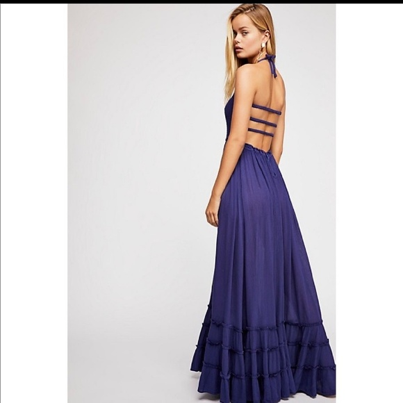 00e3c292f82 Free People Dresses   Skirts - Free People Extratropical Maxi Dress xs